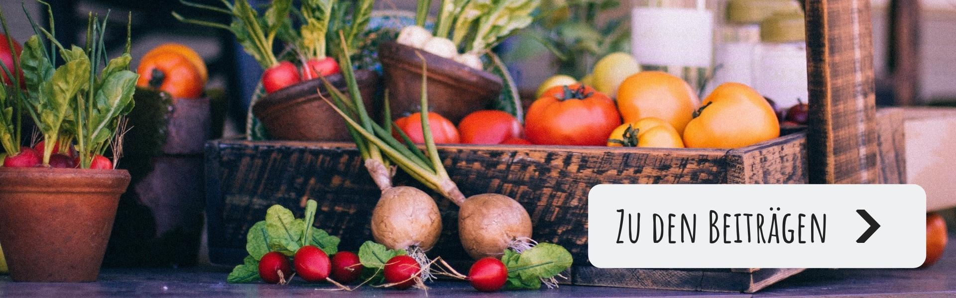 Regionaler Nachhaltigkeits-Blog für den Norden: Leckere und nachhaltige Rezepte mit regionalen Zutaten