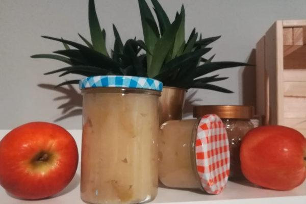 Apfelmus einmachen: Apfelernte haltbar machen