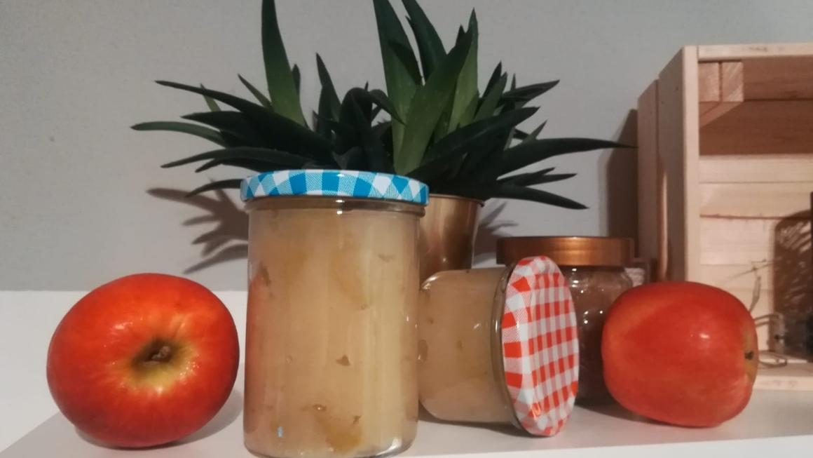 Apfelmus einmachen: So könnt Ihr Apfelmus ganz einfach einmachen