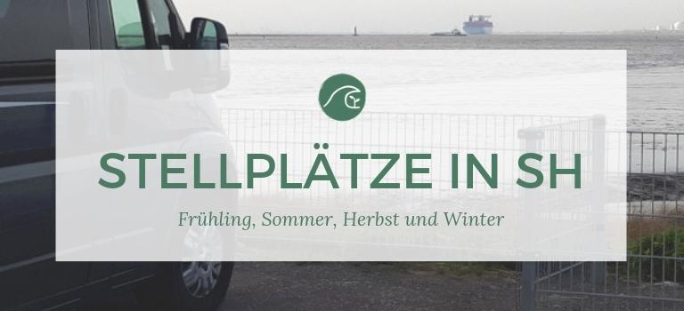 Wohnmobilstellplätze Schleswig-Holstein: Womo Stellplätze im Norden