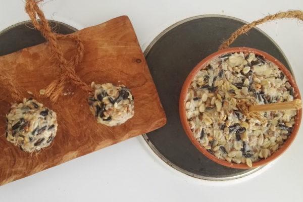 Vogelfutter selbst machen: Rezept – Gut gefüttert durch den Winter