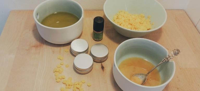 Trockene Lippen? Lippenbalsam selber machen: Einfaches Rezept für eine natürliche (Bio) Lippenpflege!