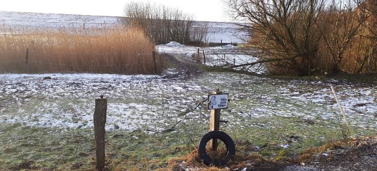 Wintercamping Schleswig-Holstein: Unterwegs im winterlichen Norden: Stellplätze in Schleswig-Holstein