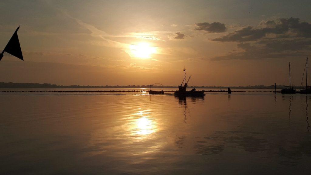 nordischgruen_kostenlose Hintergrundbilder Natur_Sonnenuntergang Meer