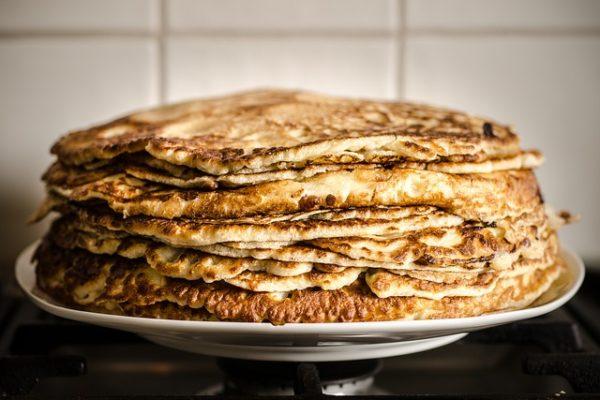 Apfel Pfannkuchen: Super schnelles und leckeres Rezept