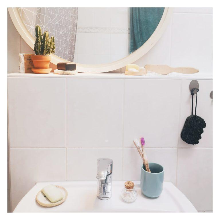 Zero Waste Badezimmer: plastikfreie Alternativen für das Badezimmer & Zero Waste Tipps
