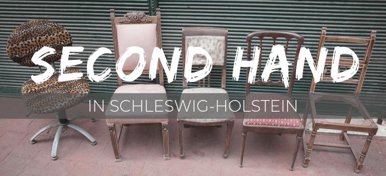 Second Hand Schleswig-Holstein: Second Hand Läden in Schleswig-Holstein