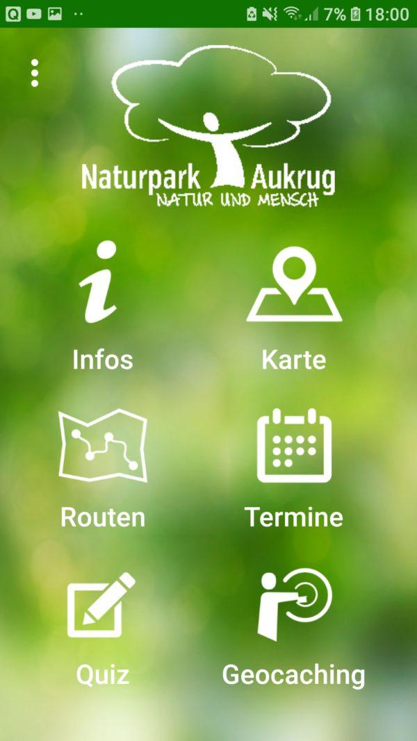 Naturpark Aukrug: Naturparks Schleswig-Holstein: nordischgruen