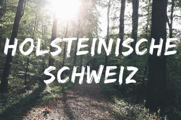 Unterwegs im Naturpark Holsteinische Schweiz (3ter Stopp)