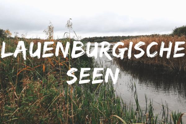 Unterwegs im Naturpark Lauenburgische Seen (4ter Stopp)