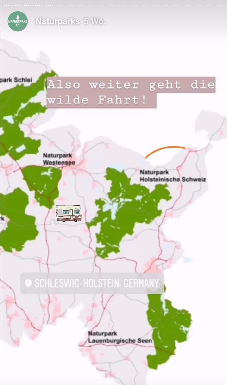 Naturpark Holsteinische Schweiz: Naturparks Schleswig-Holstein: nordischgruen