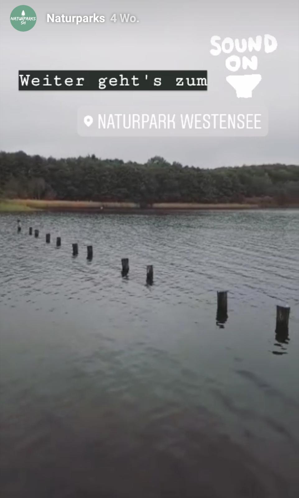 Naturpark Westensee: Naturparks Schleswig-Holstein