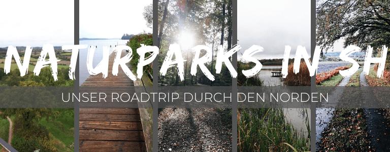 Naturparks Schleswig-Holstein: Ein Roadtrip durch Schleswig-Holstein: Schlei, Westensee, Lauenburgische Seen, Aukrug, Hüttener Berge und Holsteinische Schweiz