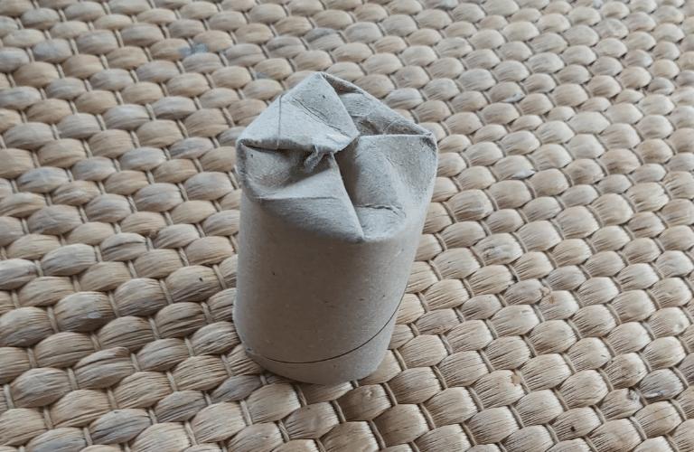 Anzuchtbehälter selber machen: So einfach verwandelst du dein Papiermüll in einen Anzuchtbehälter: Klopapierrolle Materialien