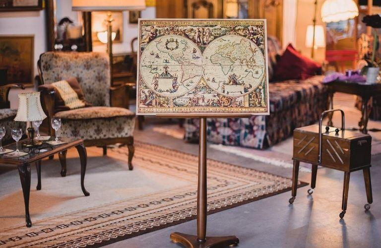 ECHT.GUT. Das Secondhand-Kaufhaus Kiel: Große Auswahl an Gebrauchtmöbeln und alten Schätzen