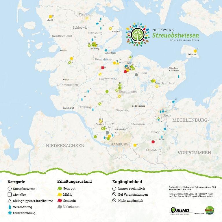 Ökologischer Nutzen von Streuobstwiesen_Netzwerk Streuobstwiesen Schleswig-Holstein BUND