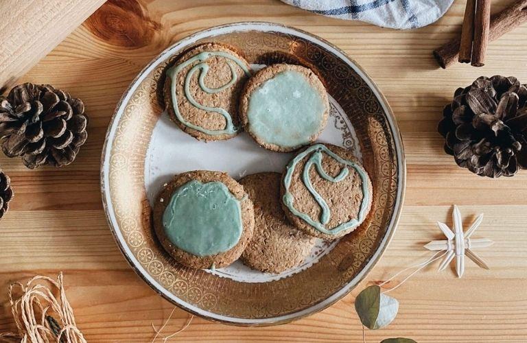 Lebkuchen Rezept vegan_Lebkuchen