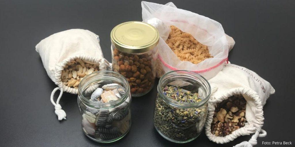 Bye Bye Plastik - Ein plastikfreies Leben_ Aufbewahrungsalternativen in der Küche