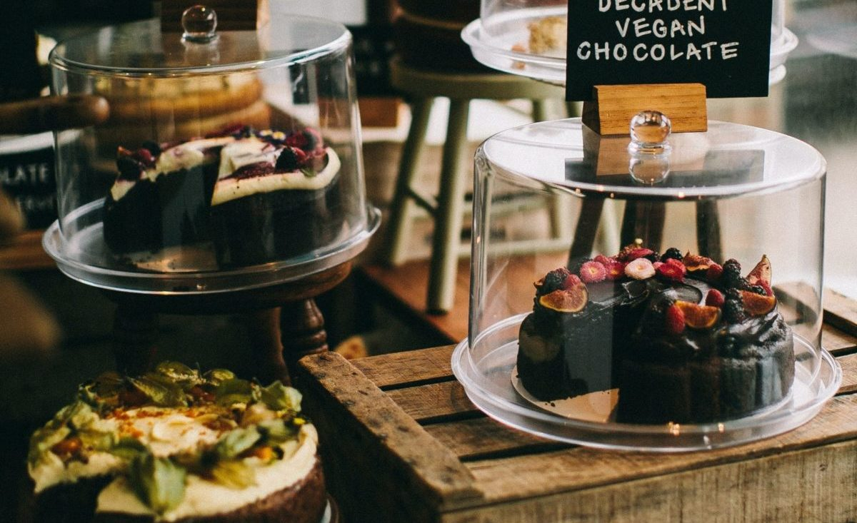 Vegan in Kiel: Vegane Cafés, veganer Kuchen und vegan frühstücken in Kiel