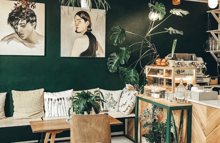 Cafes in Schleswig-Holstein:8 Nachhaltige Cafes im Norden: Vegetarisch, Vegan, Bio, Demeter, Selbstgemacht: Café