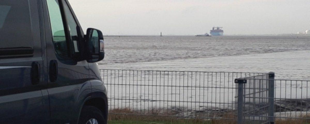 Wohnmobilstellplätze Schleswig-Holstein: Meine schönsten Wohnmobilstellplätze: Top 3 im Herbst