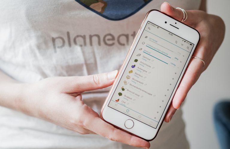 Planeatary App: Gesund und nachhaltig ernähren